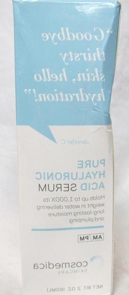 Cosmedica Skincare Pure Hyaluronic Acid Serum - 2 oz / 60 mL