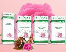 SNAIL AND ROSE PERFECTION Rose water Day or Night Face Cream