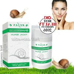 REFAN Snail Perfection Extract Face Serum Rose Water Natural