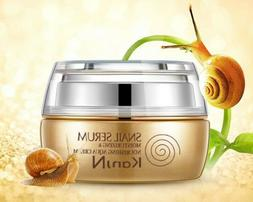 snail serum cream moisturizer nourishing anti aging