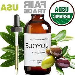 Squalane Oil - Nourishing Organic Olive Oil Moisturizer - Pu
