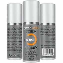 Radha Beauty Vitamin C Serum for Face, 1 fl. oz - 20% organi