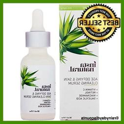 InstaNatural Skin Clearing Serum With Hyaluronic & Salicylic