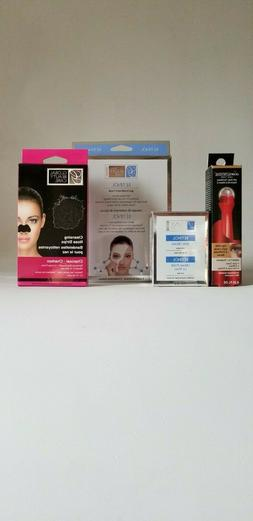 Women's 4 Piece Skin Care Bundle Retinol Face Cream Mask Eye
