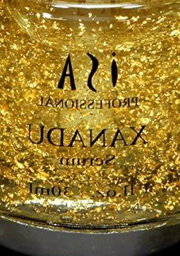 XANADU 24K Gold Vitamin C Serum Makeup Primer Hyaluronic Aci